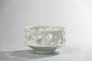 Bol ajoure xavier duroselle porcelaines