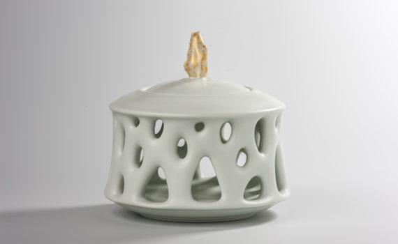 Boite ajouree xavier duroselle porcelaines