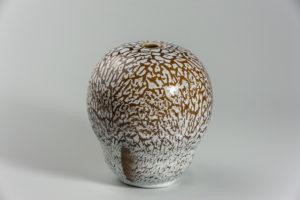 Forme dorée xavier duroselle porcelaines