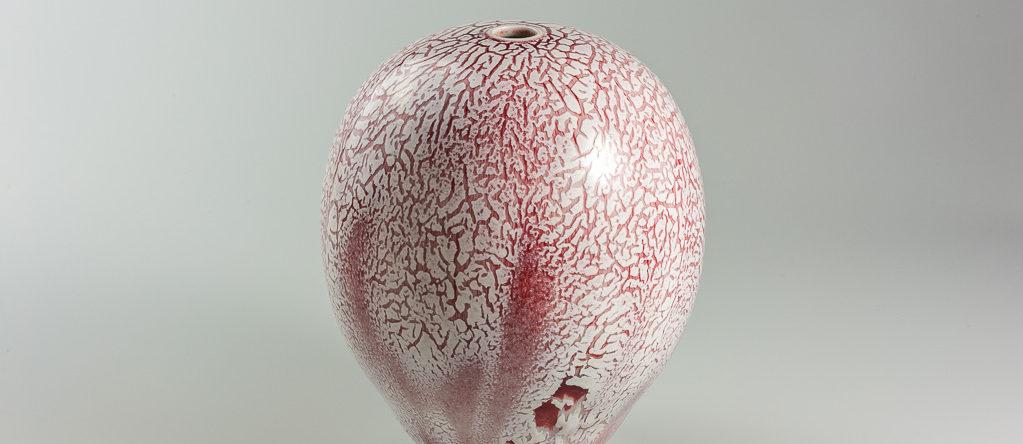 Grande forme rose xavier duroselle porcelaines