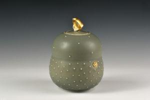 Boite foncée celadon xavier duroselle porcelainesceladon xavier duroselle porcelaines
