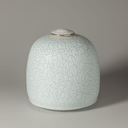 Boîte céladon xavier duroselle porcelaines